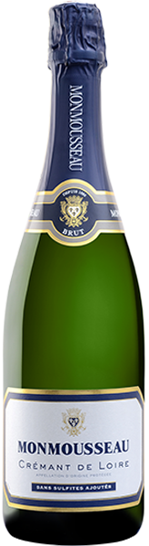 Monmousseau Crémant de Loire without added sulfites